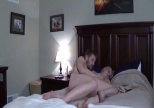 Sister is sucking my boner in laundry room